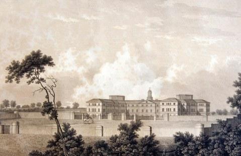 Victorian Lunatic Asylum